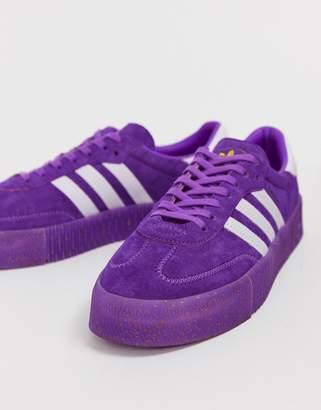 adidas Purple Fashion for Women - ShopStyle UK 7f3121ee9