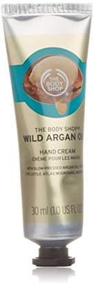 The Body Shop Hand Cream 30 ml, Wild Argan Oil