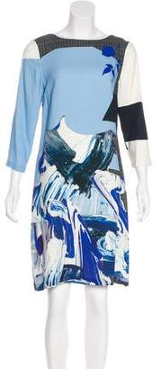 Prabal Gurung Printed Shift Dress w/ Tags