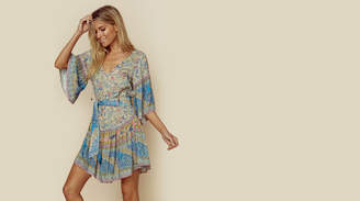 Oasis Spell Mini Dress