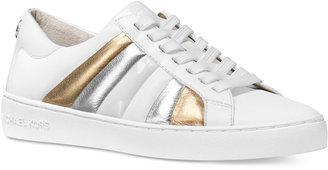 MICHAEL Michael Kors Conrad Sneakers $125 thestylecure.com