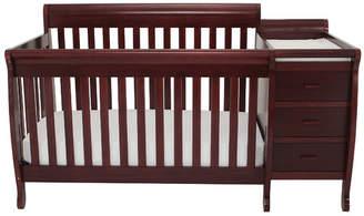 Kimberly AFG International Furniture 3-in-1 Convertible Crib