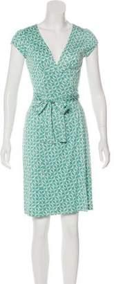 Diane von Furstenberg Kye Silk Dress