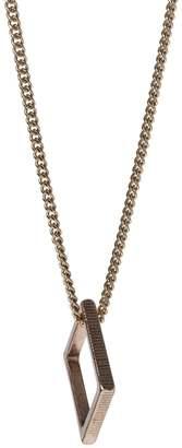 STOLEN NOT BOUGHT Necklace goldcoloured