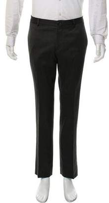 Versace Straight-Leg Dress Pants
