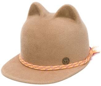 Maison Michel animal ear cap