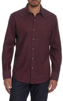 Robert Graham Governor Woven Classic Fit Shirt