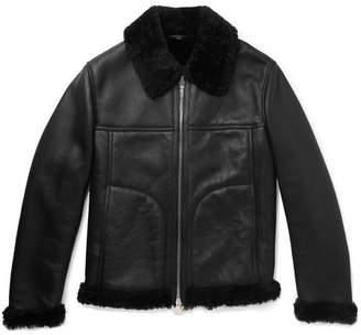 Dunhill Shearling Jacket