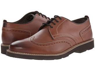 Florsheim Casey Wingtip Oxford Men's Lace Up Wing Tip Shoes