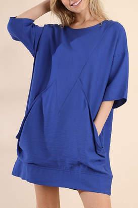 Umgee USA Deep Pocket Dress