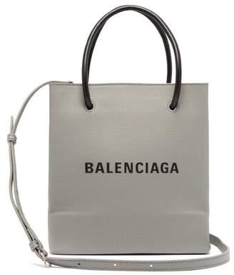 Balenciaga Shopping Tote Xxs - Womens - Grey