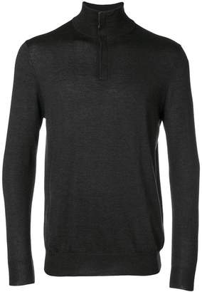 N.Peal cashmere zipped jumper