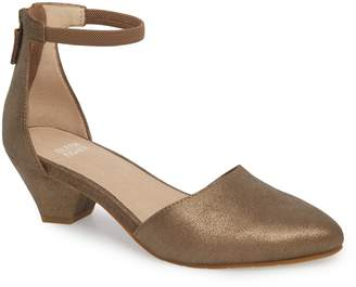 Eileen Fisher Just Ankle Strap Pump
