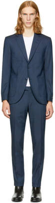 Tiger of Sweden Navy Lamonte Suit