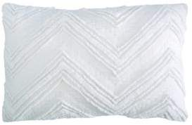 Elisabeth York Candlewick Cotton Pillow