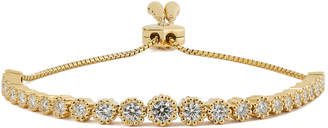 Sara Weinstock Isadora Floret Bolo Diamond Bracelet