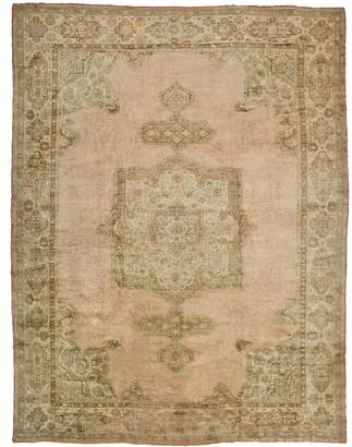 "Fly London ABC Home Antique Oushak Rug - 12'2""x16'3"""
