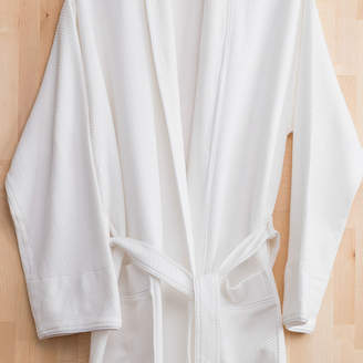 Asstd National Brand Urbana Waffle Long Sleeve Jacquard L/XL Robe 10-pk.
