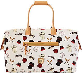 Dooney & Bourke MLB Giants Duffel Bag