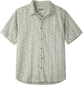 Mountain Khakis Outdoorist Signature Print Shirt - Men's