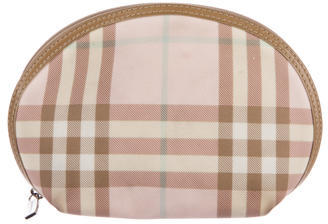 Burberry Burberry London House Check Cosmetic Pouch
