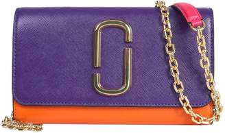 Marc Jacobs Snapshot Wallet With Chain
