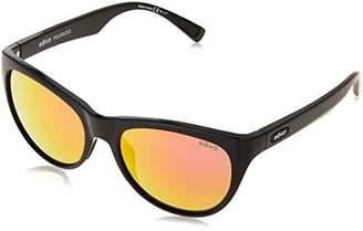 Revo Unisex RE 1037 Barclay Cat Eye Polarized UV Protection Sunglasses Cateye
