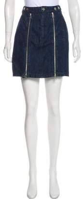 J.W.Anderson Denim Mini Skirt w/ Tags