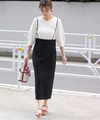 Noble (ノーブル) - NOBLE [otona MUSE7月号掲載]《追加予約》ショルダーストラップサロペットスカート4◆