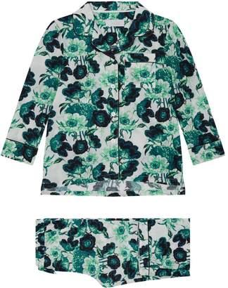 Yolke Papavere Elderflower Pyjamas