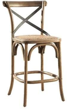 "Furniture Classics Bentwood 24"" Patio Bar Stool Furniture Classics"