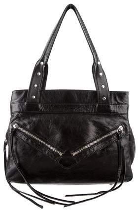 Botkier Leather Studded Bag