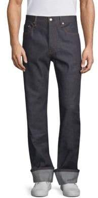 Helmut Lang Roll Cuff Jeans