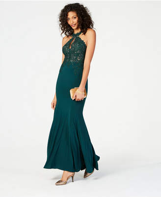 Xscape Evenings Petite Embellished Gown