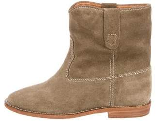 Etoile Isabel Marant Crisi Suede Ankle Boots w/ Tags