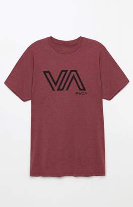RVCA Stencil VA T-Shirt