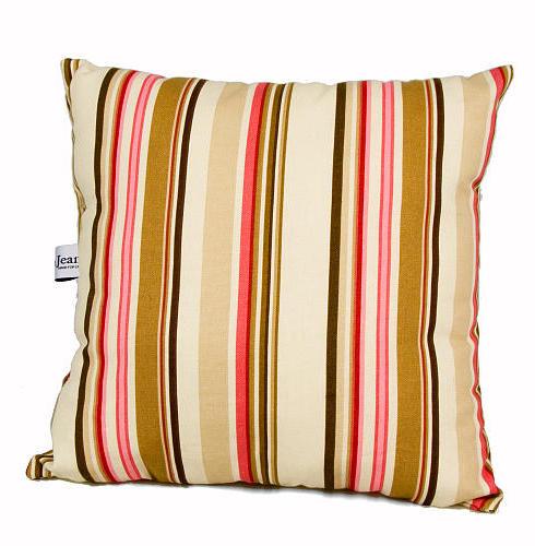 Glenna Jean Just Buggy Pillow - Stripe