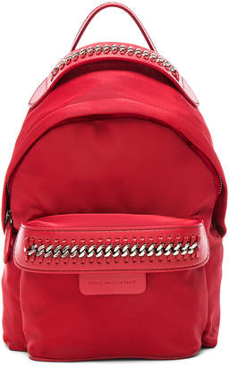 Stella McCartney Falabella Go Eco Nylon Mini Backpack