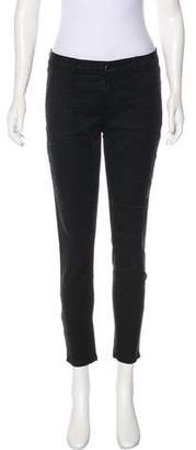 Joie Mid-Rise Skinny Jeans