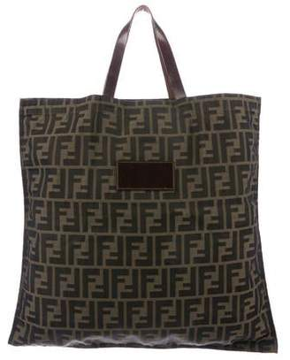1aeb99c0a4f6 Fendi Shopper Tote - ShopStyle