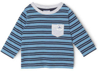 Sprout NEW Boys Long Sleeve T/Shirt Blue