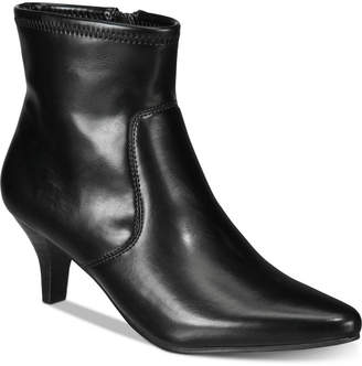 Impo Noria Zip Booties Women's Shoes