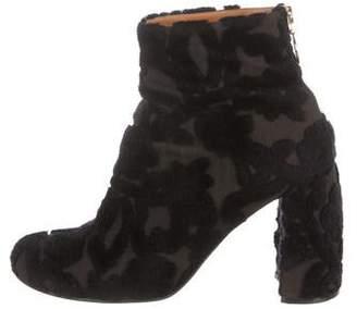 Stella McCartney Round-Toe Ankle boots