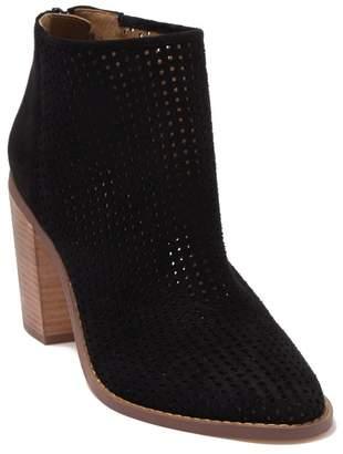 Abound Ranee Perforated Block Heel Bootie