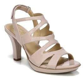 Naturalizer Dianna Strappy Slingback Sandals