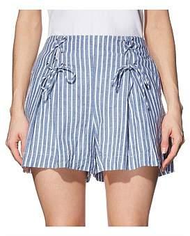 GUESS Hermosa Linen Shorts