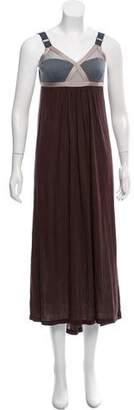 VPL Sleeveless Midi Dress