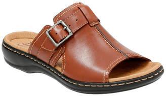 d2657097615 Clarks Collection Women s Leisa Gianna Slide Sandals