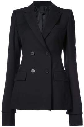 Vera Wang classic fitted blazer