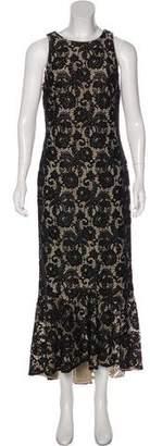 Lauren Ralph Lauren Lace Maxi Dress